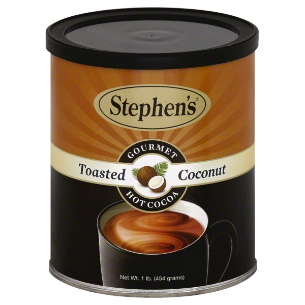 1lb Stephens Gourmet Toasted Coconut Chocolate Mix