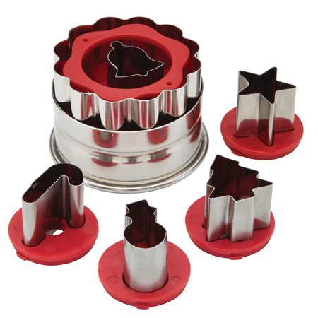 Cake Boss Decorating Tools Holiday Linzer Cookie Cutter ...