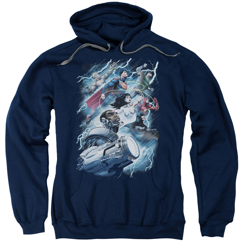 Trevco Justice League DC Comics Ride The Lightening Adult...