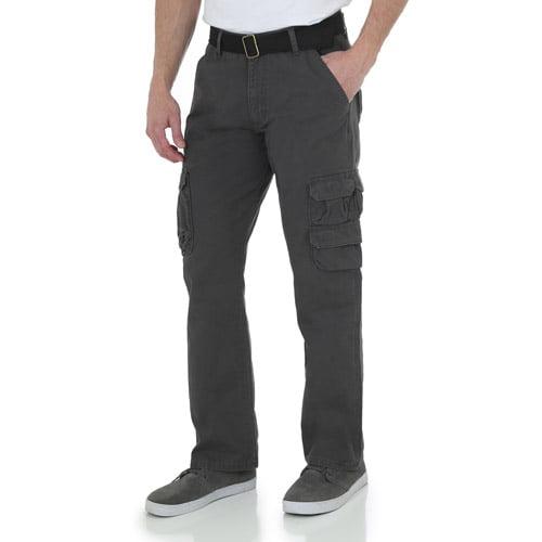 Wrangler Jeans Co. Men's Cargo Twill Pants