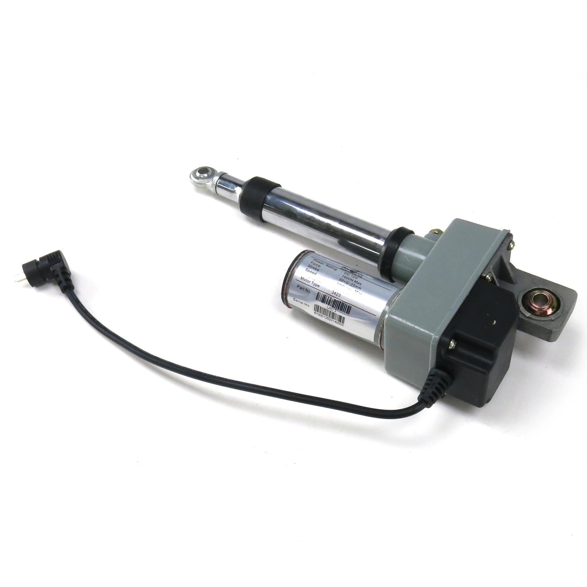 AutoLoc 200 Lb Capacity Autoloc Adjustable Linear Actuator  W/ Rod Bearing