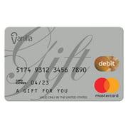 $25 Vanilla eGift Mastercard® Virtual Account