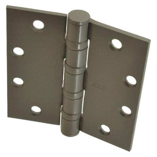 STANLEY SECURITY SOLUTIONS F179 4X4 P Full Mortise Hinge, 4inH.x4inW., Primed