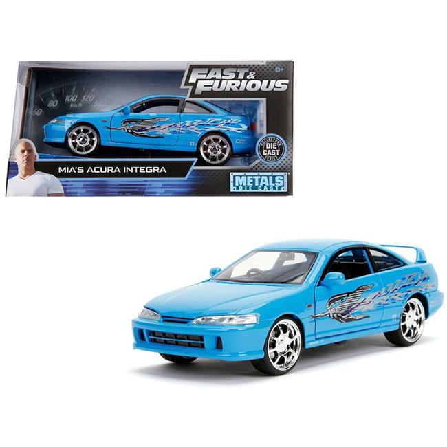 Mia's The Fast & The Furious 1:24 Scale Acura Integra