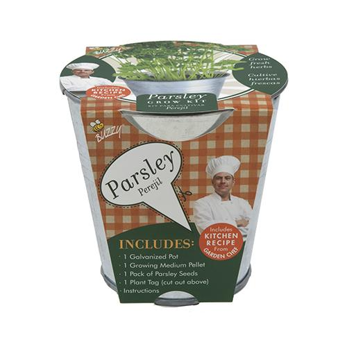 BUZZY INC Parsley GDN Chef Kit