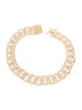 2e8992b875ee4 cuban link bracelet en Walmart - TiendaMIA.com