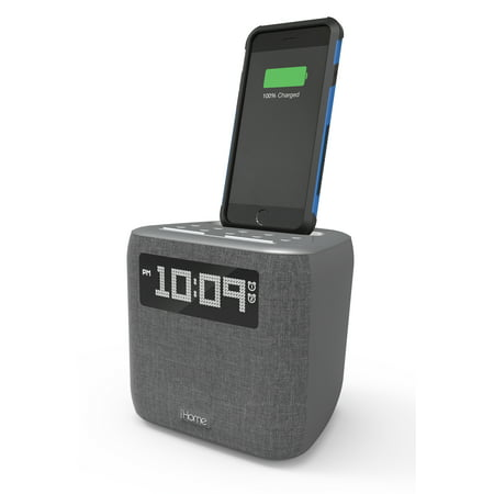 iHome iPL8 Speaker System with Lightning Dock and
