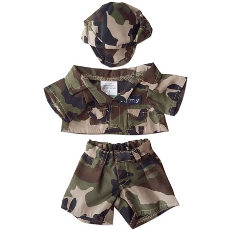 Army Outfit Clothing Fits 8