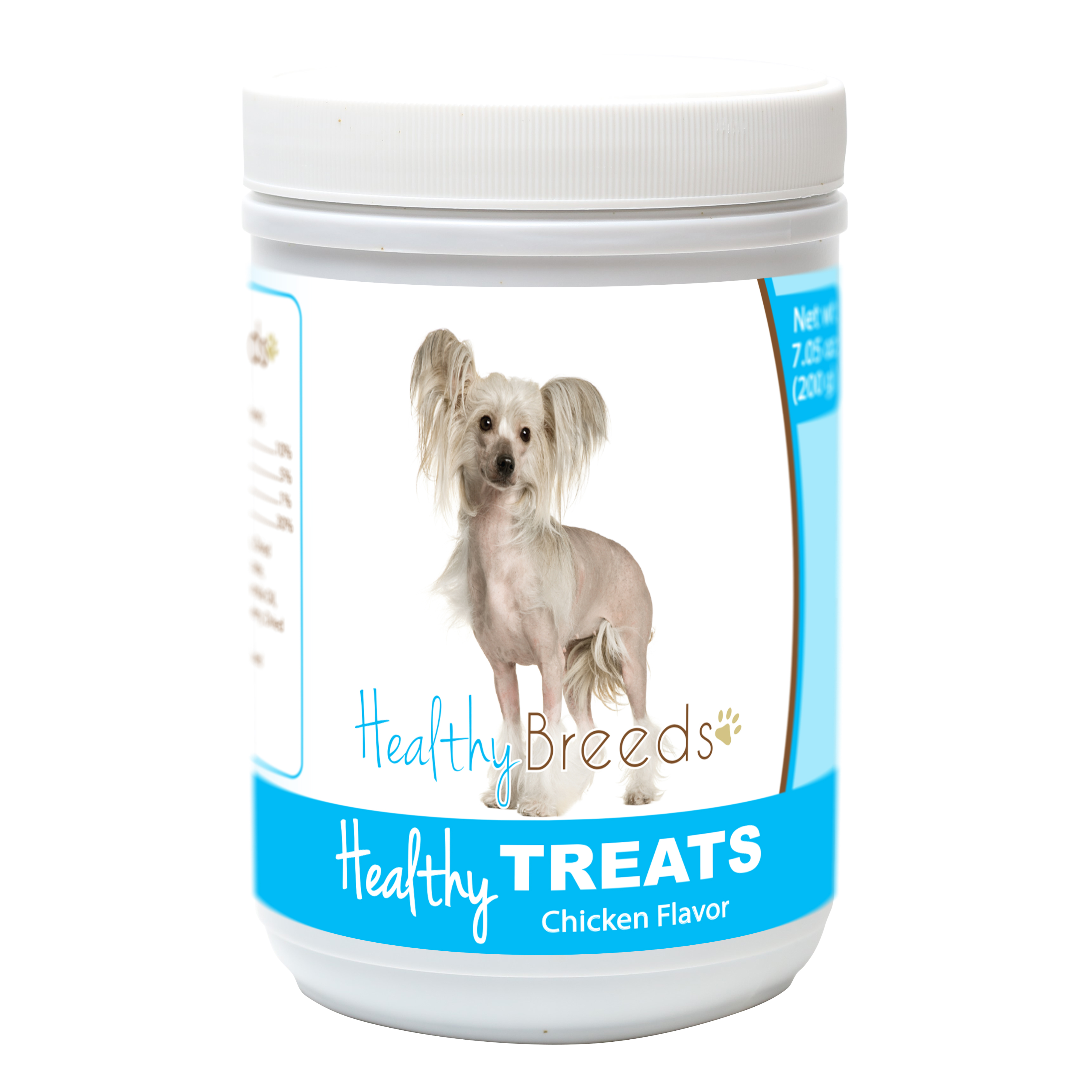 Healthy Breeds Chinese Crested Healthy Soft Chewy Dog Treats