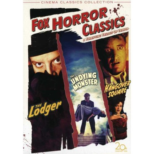 Fox Horror Classics Collection by TWENTIETH CENTURY FOX HOME ENT
