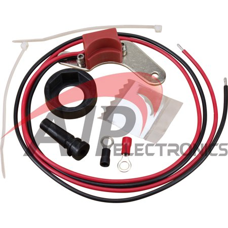 Brand New Electronic module Ignition Module For 1960-1973 Ford V8 Dual Point Distributor OEM Fit MOD108 Points Electronic Ignitions