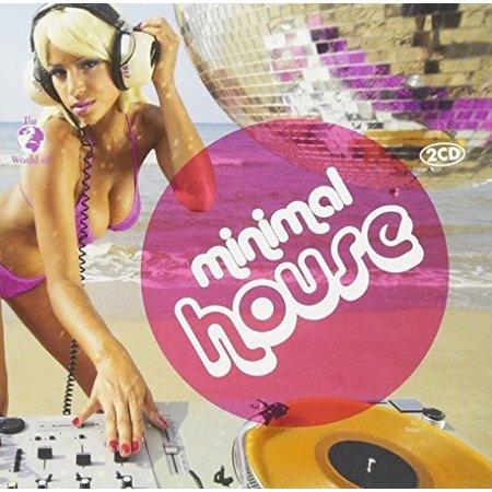 (Various - Minimal House [CD])
