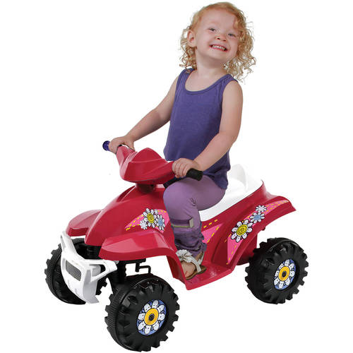 Rollplay Mini Quad 6-Volt Battery-Powered Ride-on