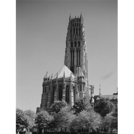 Posterazzi SAL255422609 USA New York State New York City Riverside Church Poster Print - 18 x 24 in.