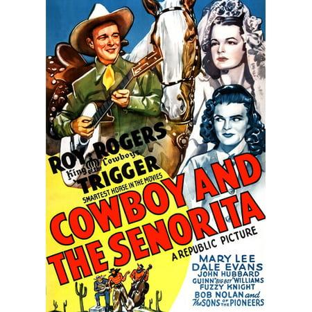 Cowboy and the Senorita (DVD) - Senorita Death