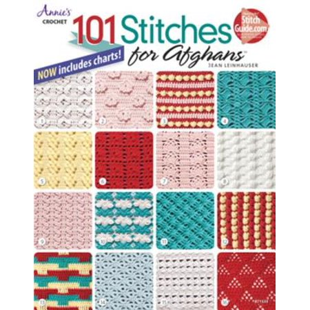 101 Stitches for Afghans - eBook