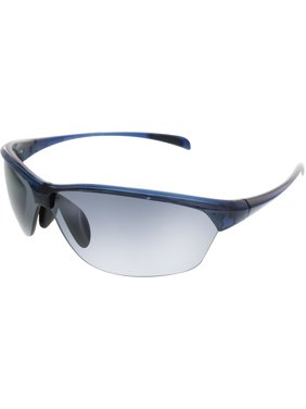 1d8c357d9ba Product Image Maui Jim Men s Hot Sands 426-03 Blue Wrap Sunglasses