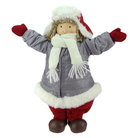 Pool City Christmas Decorations (Northlight Cheerful Young Boy Gnome Christmas)