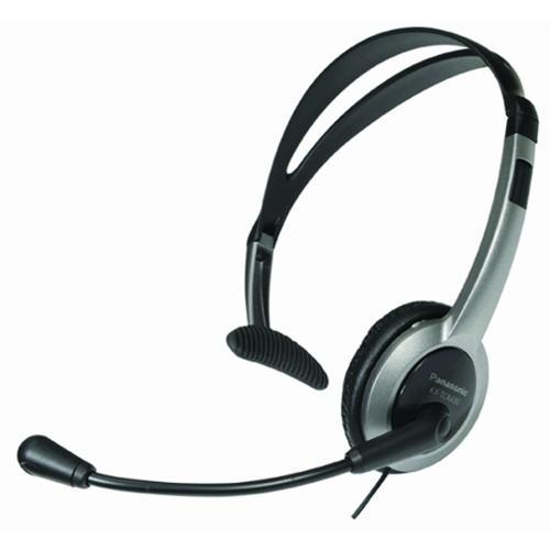 Panasonic KX-TCA430 Telephone Headset - Black