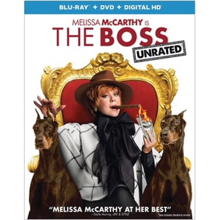 The Boss (Blu-ray)