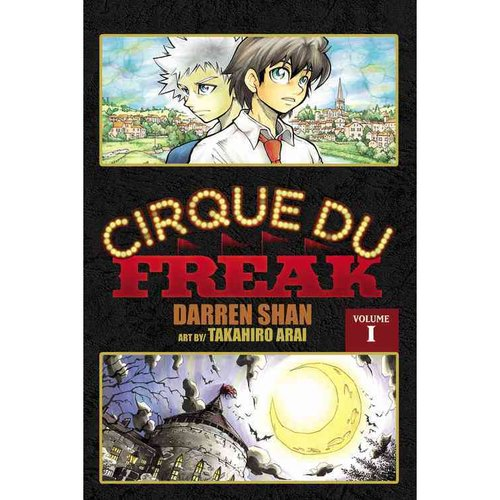 Cirque Du Freak the Manga 1