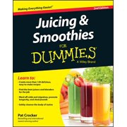 Juicing and Smoothies for Dummies (Paperback)