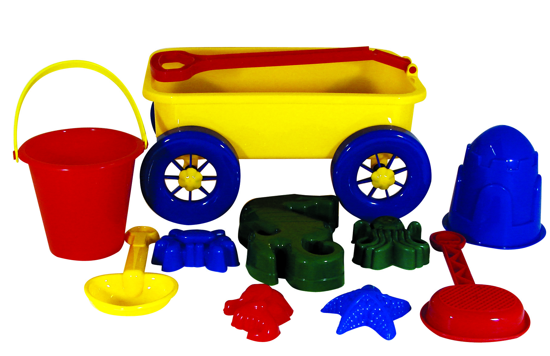 Itza Beach Wagon Set by Water Sports, LLC