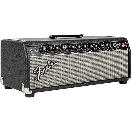 - fender bassman 800 hybrid 800w bass amp head black