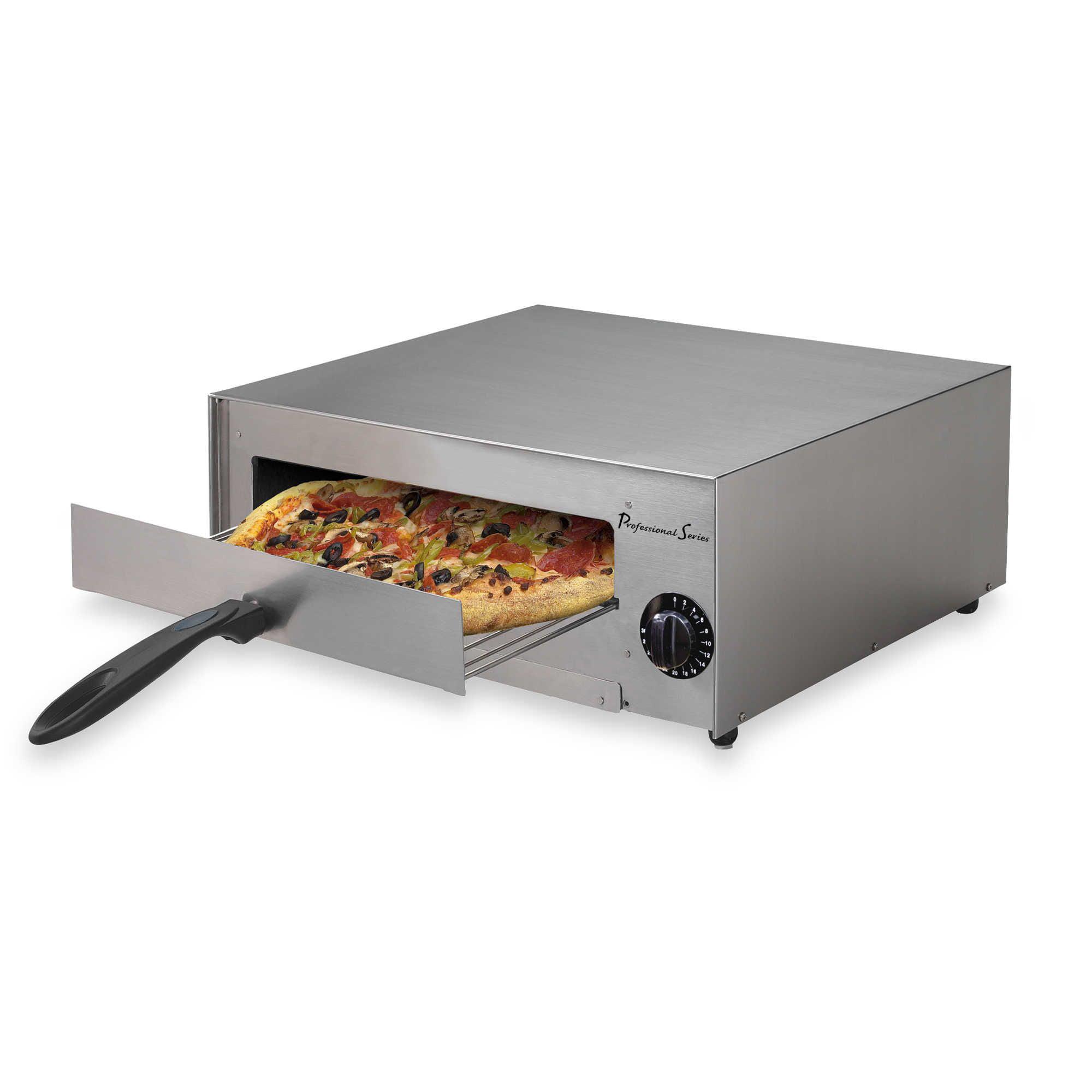 Continental Electric Pizza Baker Oven With 30 Minute Timer Walmart Com Walmart Com
