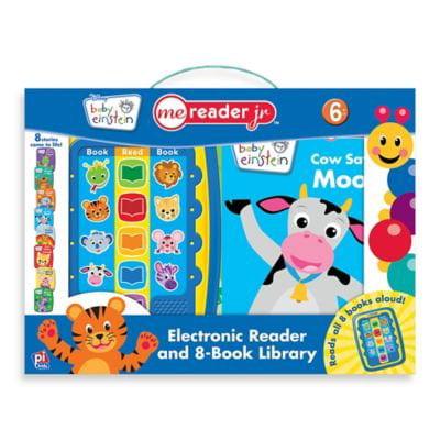 Me Reader Jr. Electronic Reader And 8-book Set, Baby Einstein Me Reader Jr. Electronic... by
