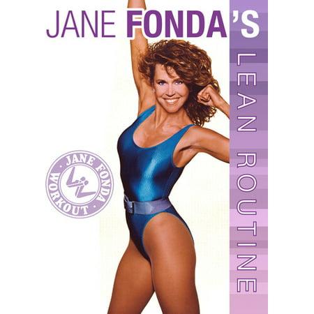 Jane Fonda's Lean Routine (DVD)
