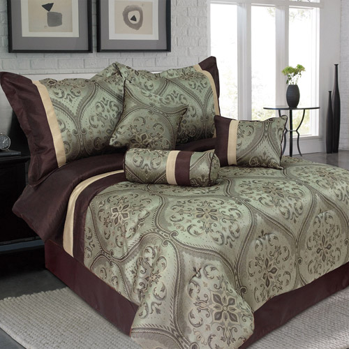 Somerset Home 7-Piece Geneva Comforter Set