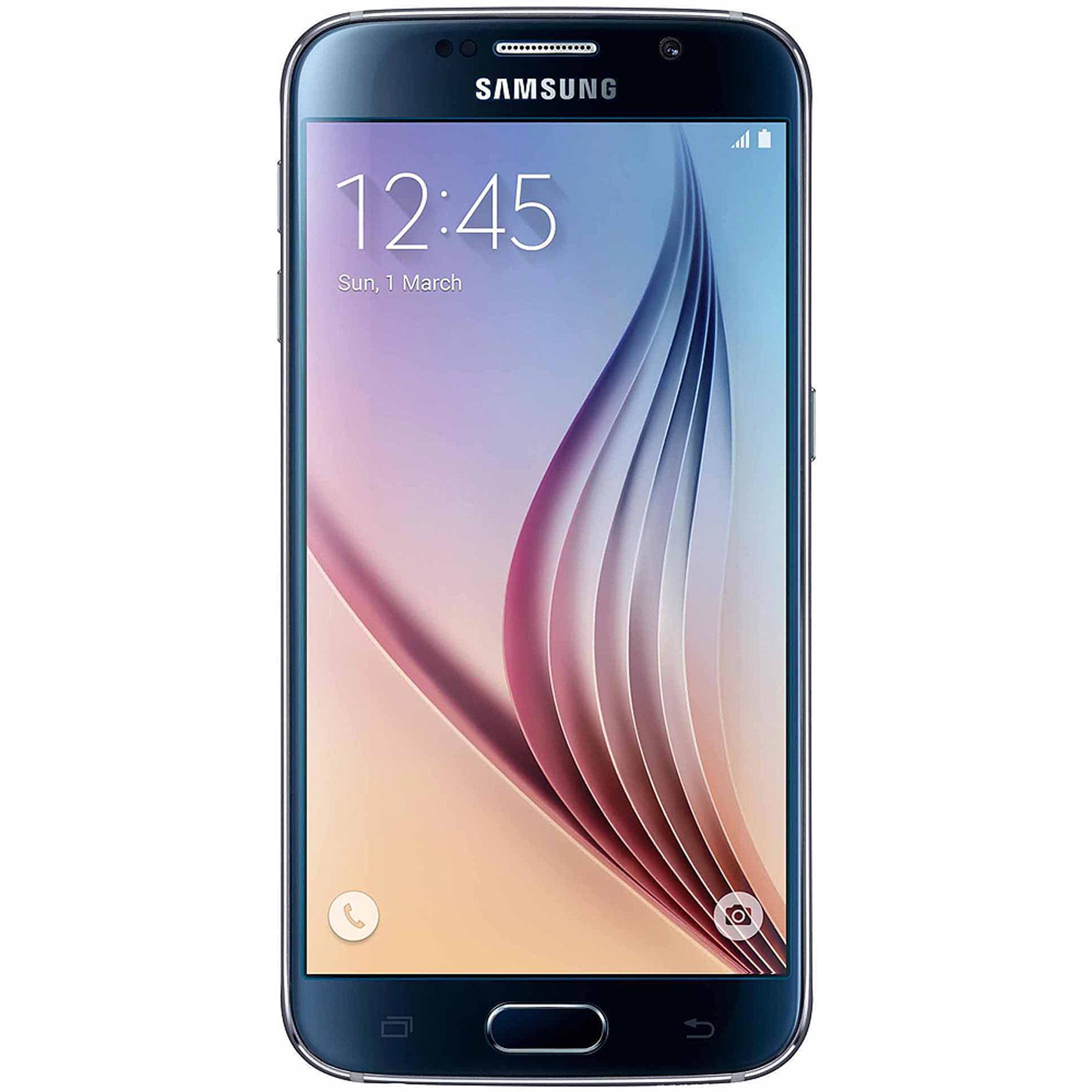 Samsung Galaxy S6 G920 64GB GSM 4G LTE Octa-Core Smartphone (Unlocked)