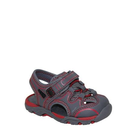 Wonder Nation Infant Boys' Fisherman Sport Sandal (Earthkeepers Belknap Sport Sandals)