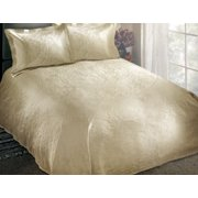 Impressions 100% cotton oslo matelasse bedspread