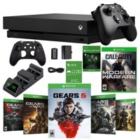 Xbox One X 1TB Gears 5 Console with COD Modern Warfare and Accessories Kit