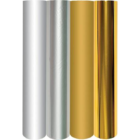 Spellbinders Glimmer Foil Variety Pack 4/Pkg-Variety 1