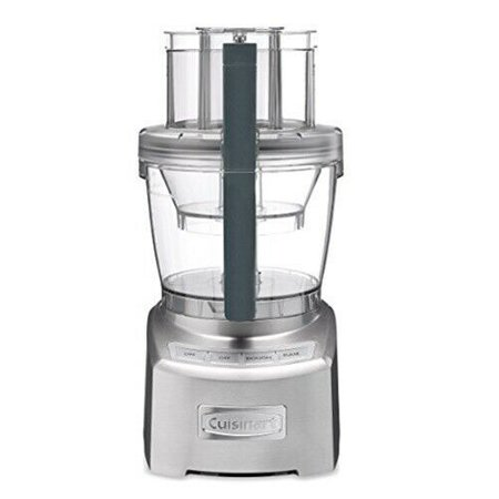 Cuisinart FP-14DCN Elite Collection 2.0 14 Cup Food Processor, Brushed