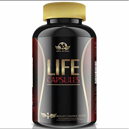 Popular weight loss,Fat burner, diet, Life Capsules best deal ever