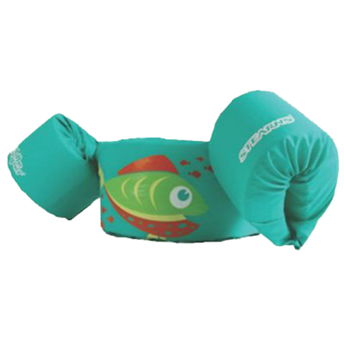 Stearns Kids Puddle Jumper Life Jacket Fish by Stearns