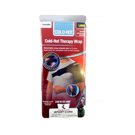 Mueller Reusable Cold Hot Compress Therapy for Back Pain (Large) (OPEN
