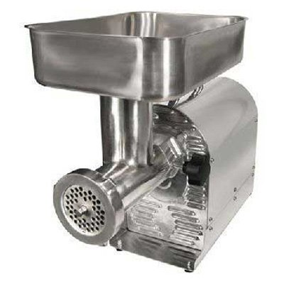 Weston 08-0801-W Commercial Electric Meat Grinder