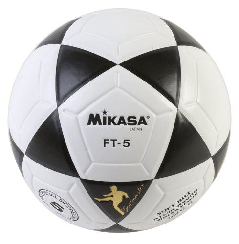 Mikasa FT5 Goal Master Soccer Ball (Blue/White, Size 5), NEW Mikasa FT5 Goal Master Soccer Ball (Blue/White, Size 5) New By Mikasa Sports