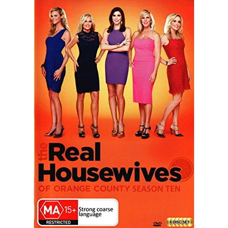 The Real Housewives of Orange County - Season 10 - 6-DVD