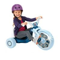 Disney's Frozen 15 inch Fly Wheels Ride on Trike with Light on Wheel