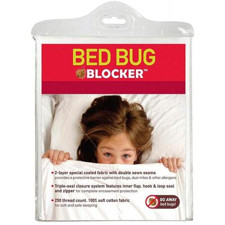 all in one protection with bed bug blocker cotton rich With bed bug blocker mattress cover