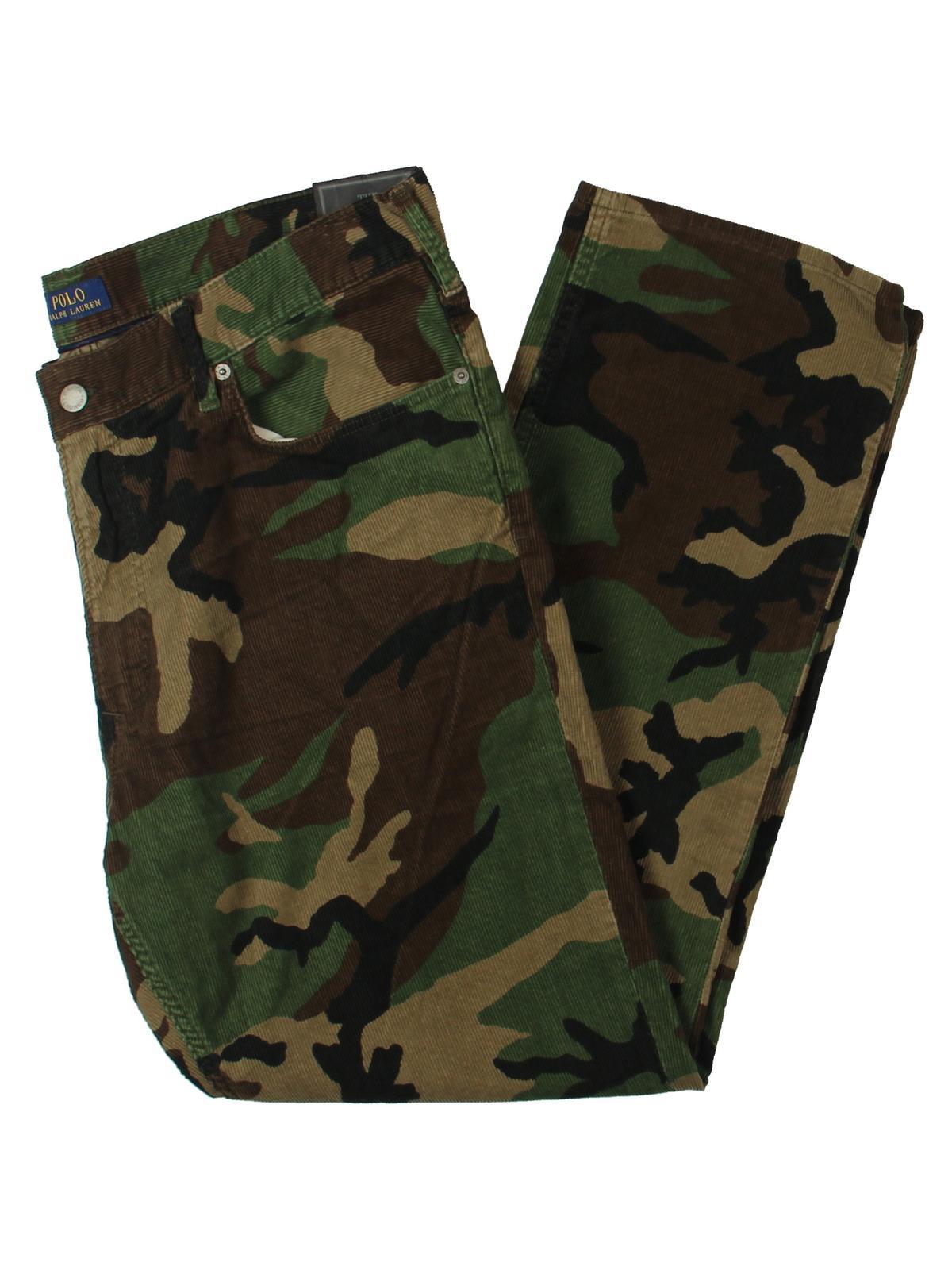 Woodland Digital Camo Tru-Spec 1370 Mens Tactical BDU Pants