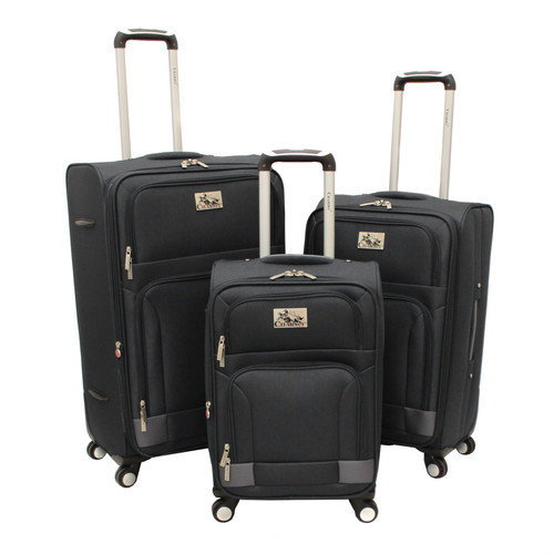 Chariot Genoa 3 Piece Luggage Set