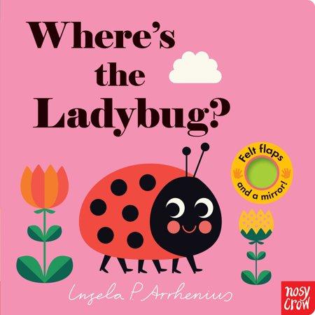 Wheres the Ladybug (Board Book)