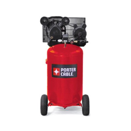 Porter Cable PXCMLC1683066 30 Gallon Vertical Oil Lubed Air